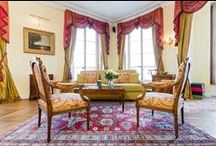 Pantheon  -  Paris Luxury Rentals / Luminous and colorful Apartment with a sunny Terrace right next to the Pantheon.