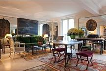 Tuileries Garden  -  Paris Luxury Rentals / Great, colorful and luminous Apartment overlooking the Tuilerie Garden and the Louvre Museum.