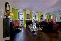 Saint Germain Luxe  -  Paris Luxury Rentals / Stunningly decorated and comfy Apartment in the heart of Saint-Germain District.