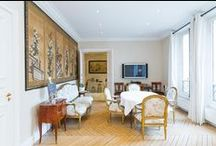 Coquette  -  Paris Luxury Rentals / Gorgeous bright Apartment featuring amazing Artworks in every room, very close to the Louvre Museum.