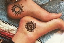 Tatouages / Envie d'un tatouage ? Venez découvrir ici une série de tatouages discrets
