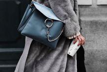 .Grey is beautiful.