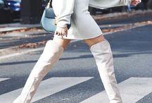 .Stiefel Paradies. / Stiefel, Stiefeletten und Boots! Man kann nie genug haben...  Tolle Kombis und aktuelle Trend Schuhe!