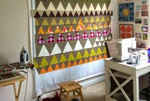 Quiltery / what tickles me in textiles, pattern, design, motif, and color / by Jessie McCrary