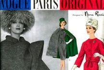 Designer Vintage Vogue Sewing Patterns / Designer Vintage Vogue Sewing Patterns