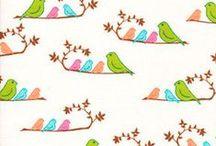 Fabric I love / by Em Komiskey