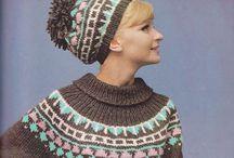 Vintage Knitting Patterns / Original Vintage knitting patterns