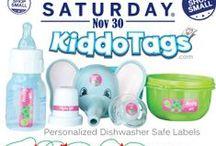 KiddoTags.com Washable Labels