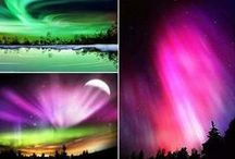 Northern & Southern Lights / by Ronna