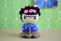 Bordados, tricot, crochet / Embroidery, knitting, crochet