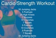 Exercise / Exercise tips and motivation / by M R