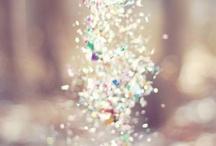 sparkles  / by Amanda DelGaudio