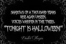 Halloween & Fall stuff / by Britnee Evans
