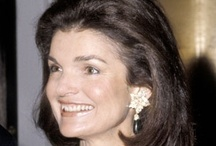 "Jacqueline ""Jackie"" Lee Bouvier Kennedy Onassis / July 28, 1929 – May 19, 1994)[1] was the wife of the 35th President of the United States, John F. Kennedy, and served as First Lady of the United States during his presidency from 1961 until his assassination in 1963."