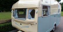 Vintage Caravans Inspiration Board / Vintage Caravans Campers Trailers