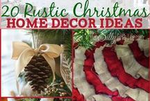 Christmas Home Decor Ideas / Christmas is rapidly approaching and we all want to decorate our homes in the best way possible. From ideas and inspiration to tips and tricks, the board will have everything you need to decorate your home this Christmas.  #TSChristmas