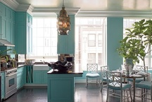 Color: Turquoise / Turquoise, the color of the balanced and evolving spirit. Peace and tranquility is what you will acquire in the presence of this color. It enlivens the mind by eliminating mental stress and exhaustion. Turquoise is known to instantly calm and clarify the mind upon being seen. It is said that this color will heighten one's potential for intuitiveness. Too much turquoise in your life however, may cause you to become narcissistic and unbalanced.