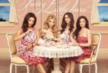<3PLL <3 / I have watched every episode since day one. This show is truly amazing.  my favorite couple is: Spencer &Toby. It was Aria & Ezra . New season erAz omg Noooo things are getting  crazy ahhhh. Caleb and Hannah Noooo get back together.  / by Christina Miller