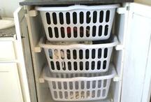Organize the Laundry Room