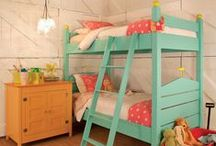 Children - rooms and play areas / by M R