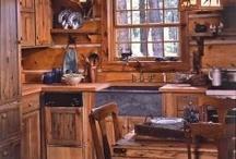 Style: Log Cabin
