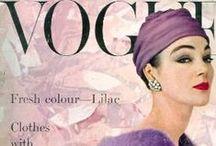 Vintage Fashion & Illustrations