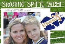 Spirit Wear 4 Mom / Custom T-Shirts made by Sideline Spirit Wear. Find them on facebook @Sideline Spirit Wear
