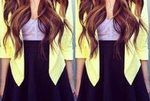 Hair. / Hair!