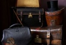Old Hat Boxes & Suitcases / by ♥• ᏋℓℓᏋη •♥