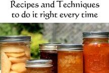 Canning ideas / by Lisa Crosby
