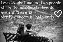 Relationship Quotes  / by Kimberly Michelle Clower