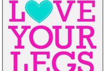 Exercises: Lower Body / Leg exercises