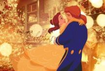 Belle and the Beast / by M R