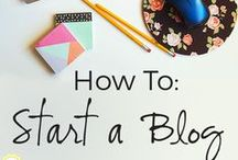How to Start a Blog: Blogging Tips & Advice