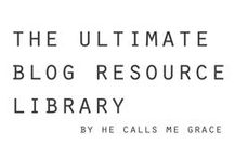 Blogger and Blogging Resources