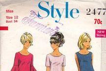 Style Patterns / Style brand sewing patterns