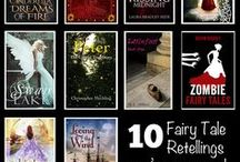 Fairy Tale Retelling Books