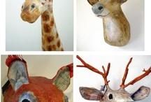 Sculpture / by Doris Cook