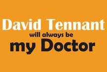 Doctor Who / #10 David Tennant: June 18, 2005 - January 1, 2010