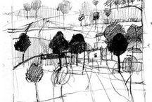 . sketchbooks . / I will draw again. / by jmedandrea