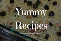 Yummy Recipes! / I've tried almost all of these recipes and LOVE them! Try them out yourselves and see what I mean! / by @1MommysOpinion