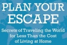 "5-Star World Travel Book  - ""Plan Your Escape"" / Popular selling, groundbreaking, and comprehensive how-to World Travel Book ""Plan Your Escape, Secrets of Traveling the World for Less Than the Cost of Living at Home"" tells you how to travel & see more for half the price for all trips from weekend getaways to longer vacations & trips, experience more adventure & romance, safely realize your travel dreams, and much more! For more information: www.PlanYourEscapeNow.com"