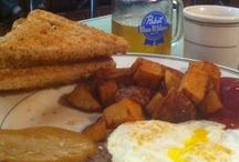 Beer, burgers, and breakfast / Some of the best joints I've found for sustenance. / by The Geez