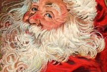 Santa Is Coming To Town / by Bea Cowie