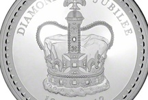 Chard Exclusive Perth Mint Jubilee Coins / New Queen's Diamond Jubilee Coins from The Perth Mint! These limited edition gold and silver coins are available exclusively to Chard (with the exception of The Perth Mint in Australia).