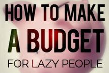 Budget / by Taylor Kooken