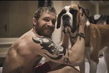 Tom Hardy <3 / Sighing, swooning, giggling and dreaming.... / by Katie