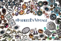 Inspired by Vintage / Do you love vintage-inspired design as much as we do? We're pleased to celebrate our new Bead Gallery vintage-inspired beads (available exclusively at Michaels) with an #InspiredByVintage Pinterest contest! The Prize: an amazing stash of Bead Gallery vintage-inspired beads plus a vintage-inspired storage container. To enter, visit http://a.pgtb.me/GZDF9D