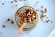 Breakfast foods / by Melissa Manos