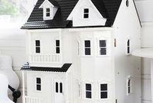 . dollhouses . / We all love dollhouses! / by jmedandrea